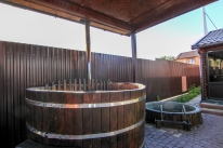 Банный комплекс «Купель на Троещине»: Чан