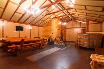 Банный комплекс «Купель на Троещине»: Большой зал