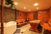 Домашняя баня на дровах «на Есенина»
