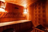Сауны оздоровительно-развлекательного комплекса «Б-52»: Финская сауна с бассейном