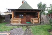 «Банечка» на дубовых дровах с прорубью: Банечка на дровах с прорубью