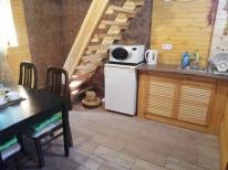 «Банечка» на дубовых дровах с прорубью: Банный Дом