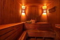 Банный комплекс «Банихата»: Домик на воде с финской сауной