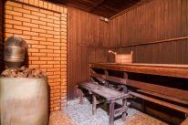 Баня на дровах «Банный двор на Троещине»: Большой зал