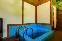 Баня на дровах «Банный двор на Троещине»: Средний зал