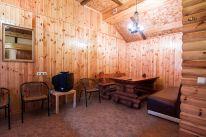 Баня на дровах «Банный двор на Троещине»: Маленький зал