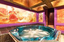 Сауна «Бан-ту в Гидропарке»: Номер с джакузи
