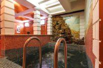 Сауна «Бан-ту в Гидропарке»: Номер с бассейном