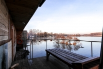 Банный комплекс «Боксер» на Днепре. Бани на воде.: Большая №2