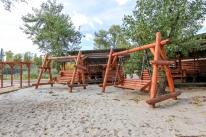 СПА комплекс Баня Афродиты (Бунгало на воде, Купание в чане, Ресторация в Бухте Афродиты): Беседки