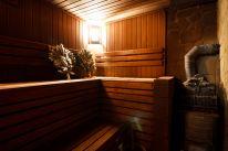 Баня на дровах на Черкасской: Баня на дровах / финская сауна