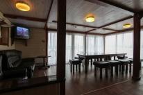 Сауны гостиничного комплекса «Червона Калина» на Днепре: Эко-комплекс