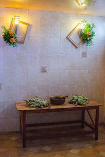 Баня на дровах «Делис» (сауна «Delice»)