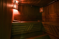 Сауна «Диамант» на Оболони: Финская (дубовая купель)