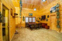 Баня «Старый Джорат»: Зал №1