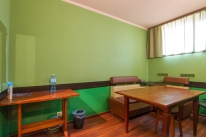 Мужская сауна «Изба»: Оливковый зал
