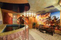 Сауна «Изумруд»: Зал «Грот»