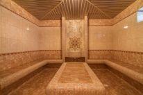Сауны гостиничного комплекса «Червона Калина» на Днепре: Турецкая парная