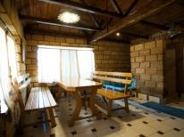 «Калиновские бани»: Двухэтажная баня (маленькая)
