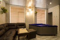 Оздоровительно-эстетический комплекс «Кияночка»: Инфракрасная сауна