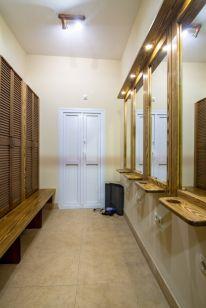 Оздоровительно-эстетический комплекс «Кияночка»: Сауна «Витраж»