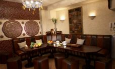 Сауна Лагуна на Воссоединения: Зал Марокко