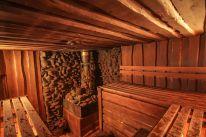Русская баня на дровах «Лесная Хижина»: Зал №2