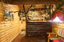 Русская баня на дровах «Лесная Хижина»