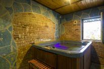 Баня «Мыльна Хата»: Финская сауна