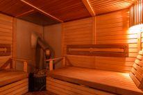 Баня на дровах «на Феодосийской»