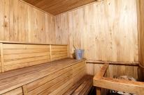 Баня «на Ледовом»: Зал №1