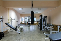 Баня «на Ледовом»: Тренажерный зал
