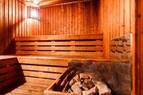 Сауна «на Северной»: Финская сауна