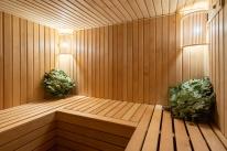 Баня «на сене»: Карпатская