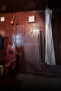 «Баня на дровах»: Зал №1