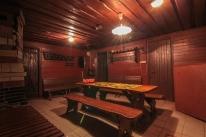 «Баня на дровах»: Зал №2