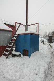 «Баня на дровах»: Офуро