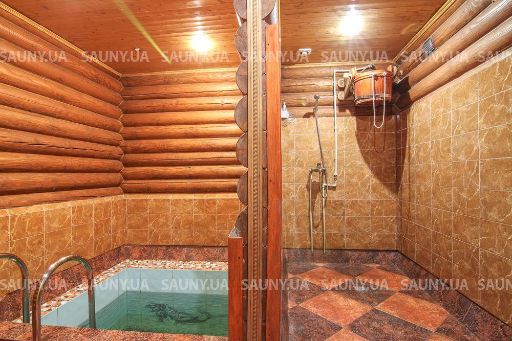 готовая баня со сруба цены