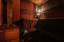 """Бани на дровах """"У Дяди Вани"""": Баня с бильярдом"""