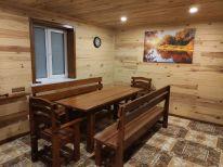 Баня на дровах «Нова»