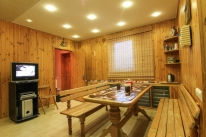 Сауна «Люкс» на Алма-Атинской: Зал 1
