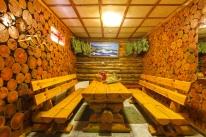 Баня на дровах «Околица»: Зал 1