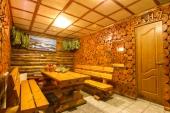 Баня на дровах «Околица»