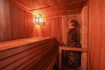 Банный комплекс на Днепре «Парус»: Русская баня №1