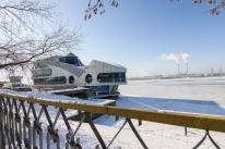 Банный комплекс на Днепре «Парус»: Русская баня №2
