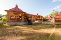 Загородный комплекс «Fort Pirnov Park»: Коттедж