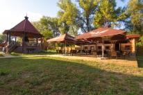 Загородный комплекс «Fort Pirnov Park»: Ресторан