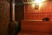 Баня на дровах «Райский Дворик»: Зал 1