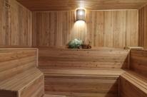 Баня на дровах «Райский Дворик»: Зал 2