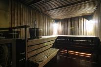 Баня в конно-спортивном клубе «Родео»: Баня №3